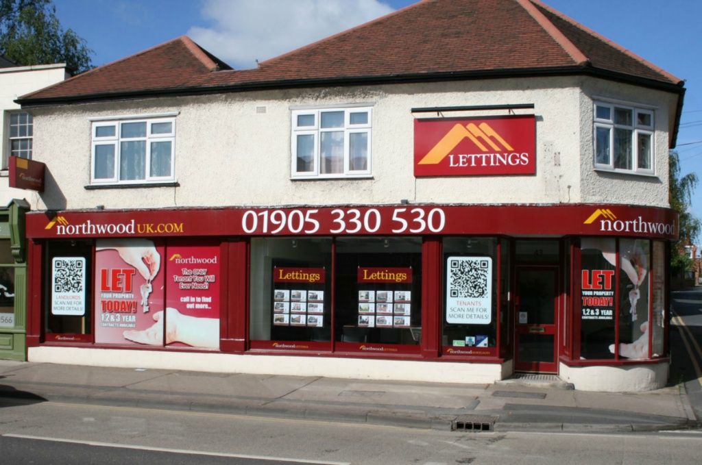 Northwood Lettings Shop Front