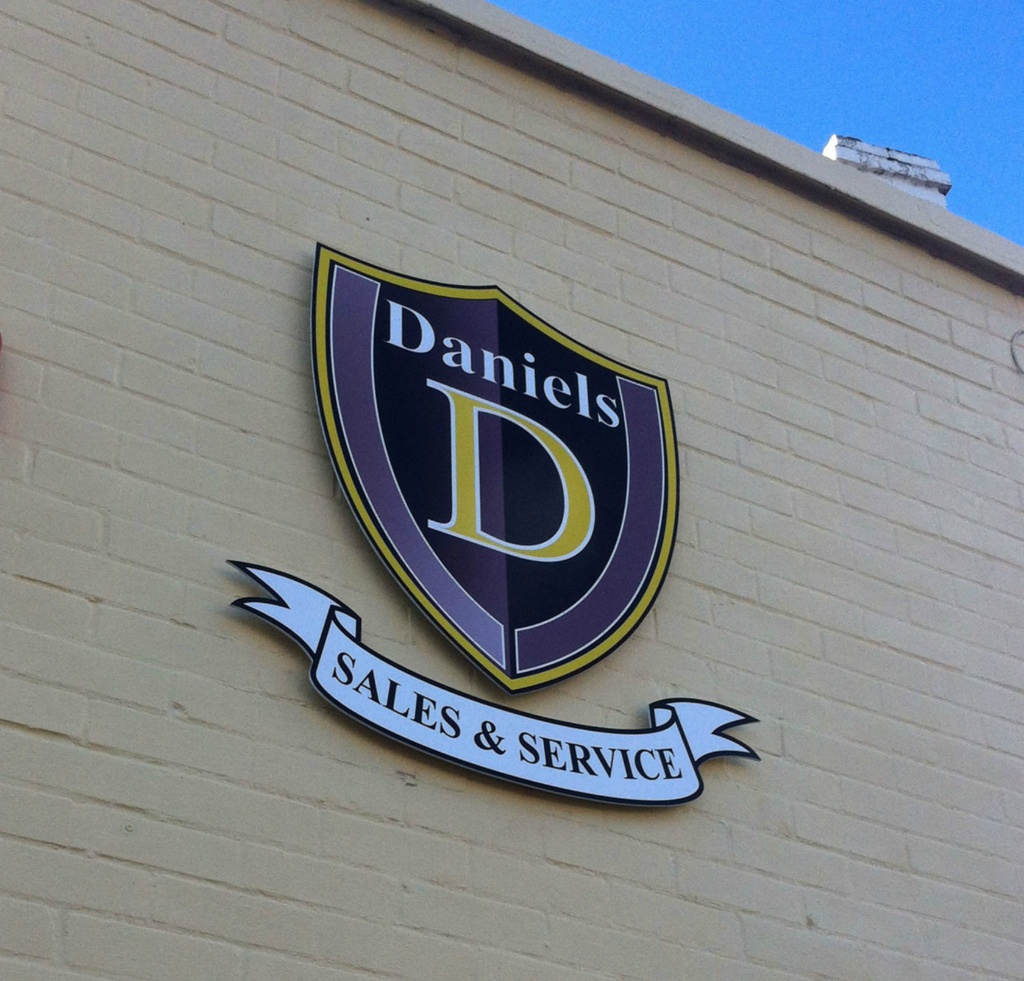 Daniels Garage Shield