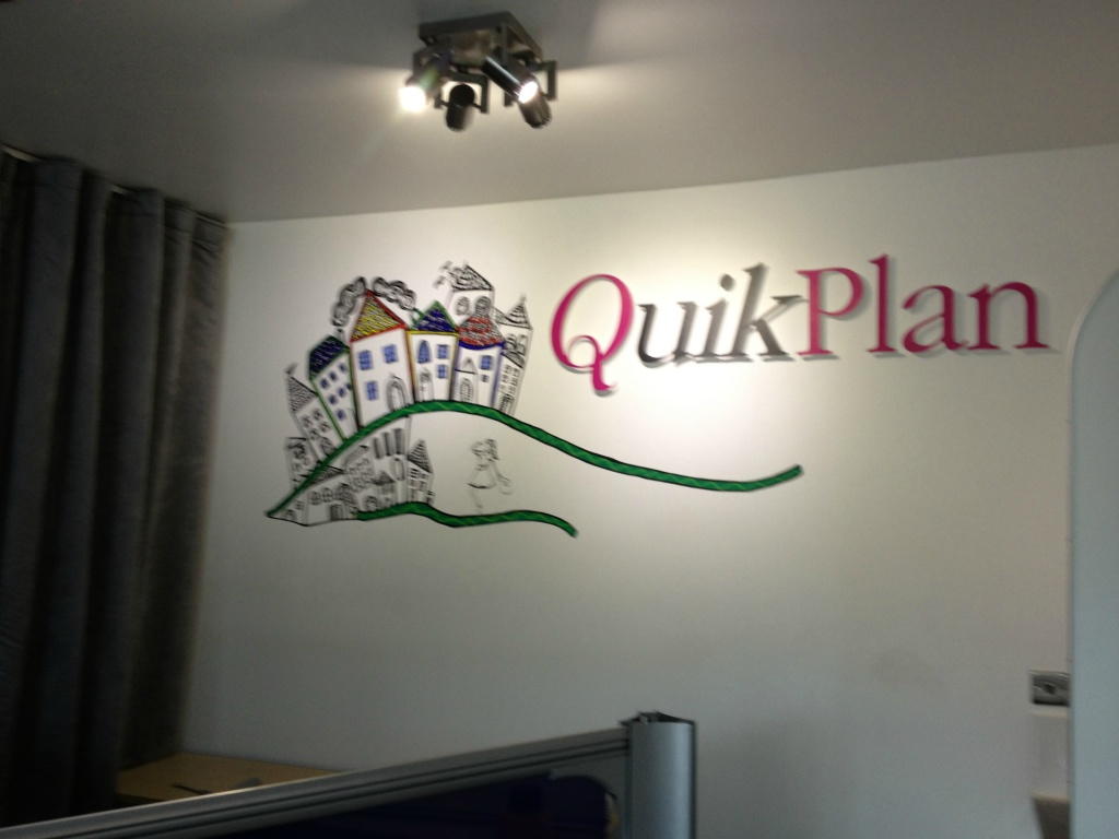 QuikPlan Office logo