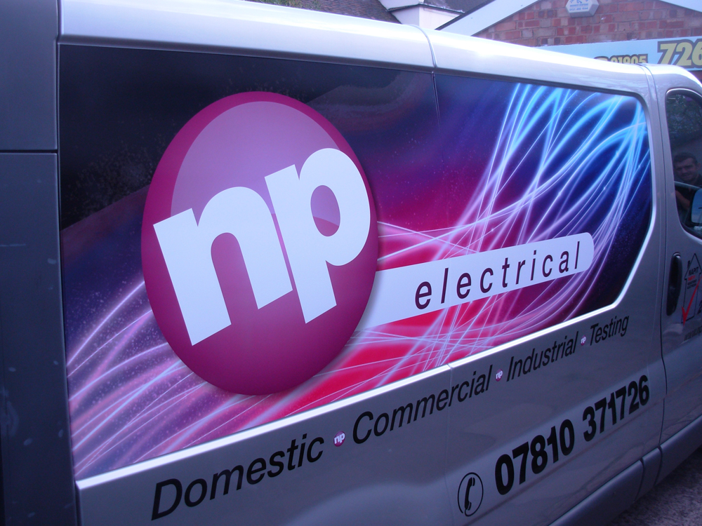 NP Electrical Van