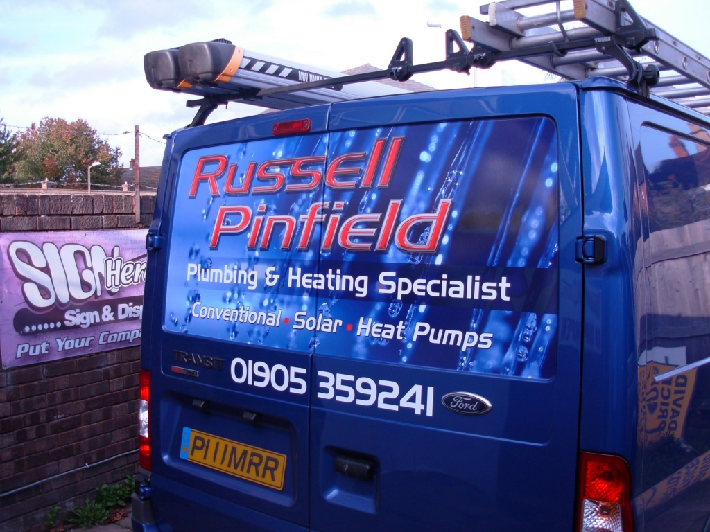 Russell Pinfield