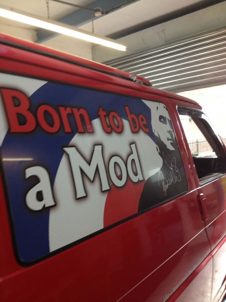 Born to Be a Mod